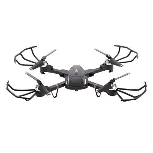 Happy Event E58postura Tenere 2,4GHz 4CH 720P HD fotocamera WiFi FPV RC Drone Quadricottero Selfie per bambini adulti