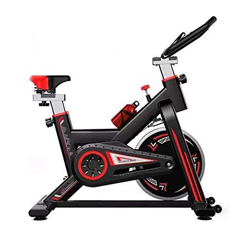 TSDS Fitness-Bike, Indoor-Laufband mit Drive-Aerobic-Ausrüstung Fitness-Fahrrad Red Multifunktions-Sportgeräte