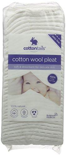 Cottontails Cotton Wool Pleat 200g X 12, (Price inclusive of 20% VAT)