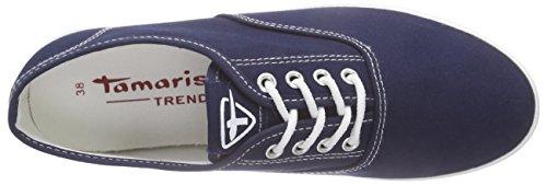 Tamaris 23609, Sneakers basses femme Bleu (NAVY 805)