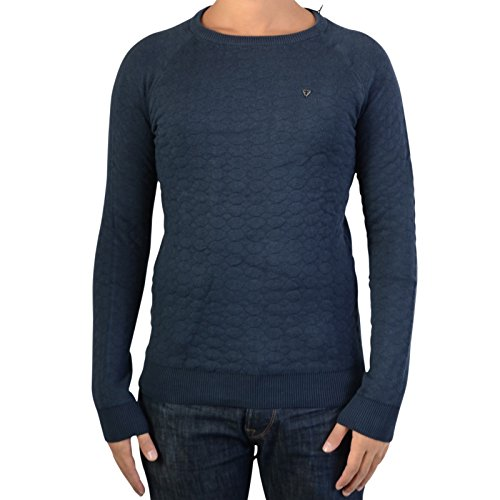 Pull Fifty Four Tiber B149 Bleu