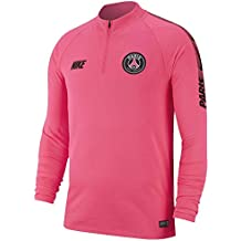 Nike PSG Y NK Dry SQD Dril Top Long Sleeved t-Shirt, Unisex niños