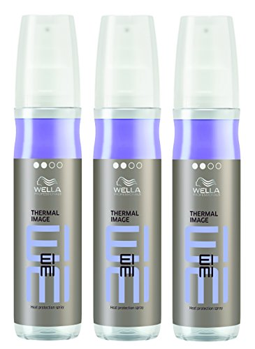 3er Thermal Image Hitzeschutz Spray EIMI Wella Professionals je 150 ml = 450 ml