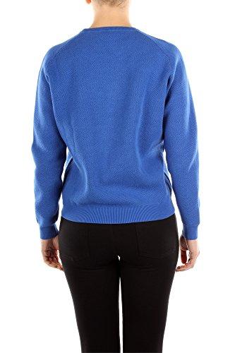 8582T056174K02 Kenzo Pulls Molletonnés Femme Coton Bleu Bleu