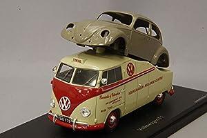 Schuco Dickie 450901900Volkswagen t1a Midlands Centre, Vehículo