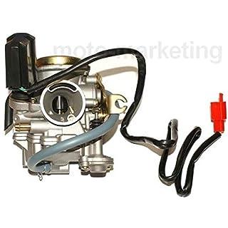 Unbranded Sport Racing VERGASER Auto Choke KIT Set für ZNEN ZN50QT-51 50 Luft Zylinderkit
