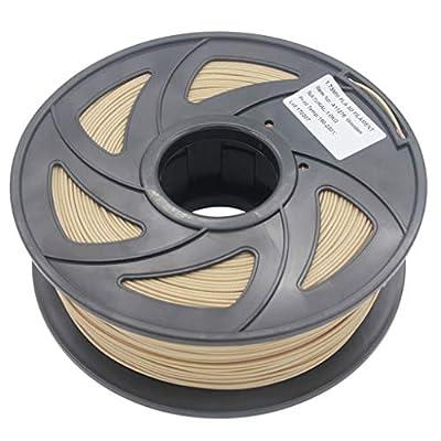Altsommer 3D Printer Filament PLA Plus 1,75mm PLA Filament, 3D Printing Filament PLA for 3D Drucker oder Stift in Vakuumverpackung Low Odor Umweltfreundlich 1kg Spool Multicolor