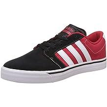 adidas Cloudfoam Super Skate, Zapatillas para Hombre, Rojo (Escarl/Ftwbla/Negbas), 44 EU