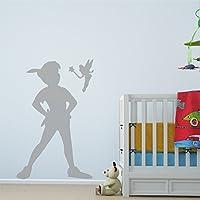 Suchergebnis Auf Amazon De Fur Peter Pan Wandtattoos Wandbilder