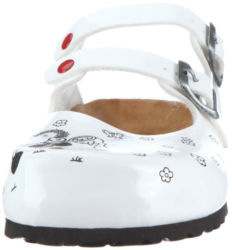 Sheepworld 500088, Chaussures fille Blanc (TR-B2-Blanc-183)