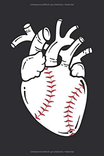 Baseball Notizbuch: Ein perfektes Geschenk für Baseball Spieler