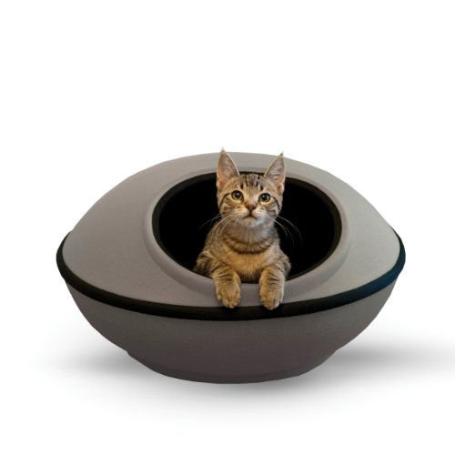K&H Pet Products K & H Manufacturing Dream Pod Thermo-Katzenhöhle -