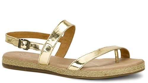 Ugg Brylee, Baskets mode women Soft Gold