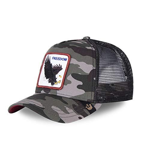 Goorin Bros. Baseball Trucker Cap (Freedom Camo)