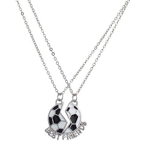 lux-accesorios-desmontable-baln-de-ftbol-deportes-de-mejores-amigos-bff-colgante-collar-conjunto-2pc