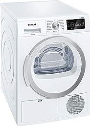 Siemens Condenser Dryer, White, 9 kg, WT46G401GC, 1 Year Warranty