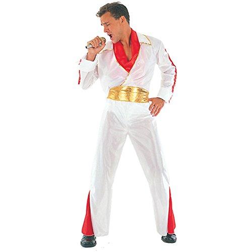 Elviskostm-Gr-48-52-Kostm-Elvis-Snger-Pop-King-Verkleidung-Musik-VIP-Karnevalskostm