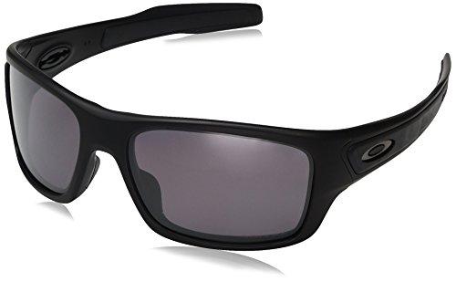 cb469fa7dd Oakley Turbine Gafas de sol Negro 58 para Hombre