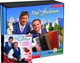 Die Ladiner - Rosen aus Südtirol 4 CD-Box + neues Album (2011)