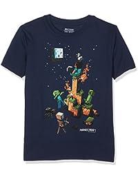 Minecraft Boy's Tight Spot T-Shirt