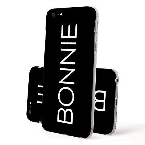 FINOO Trasparente Custodia Rigida Custodia Protettiva Per Cellulare Solo Case Parte 2 - Musica on, iPhone 5/5S Bonnie