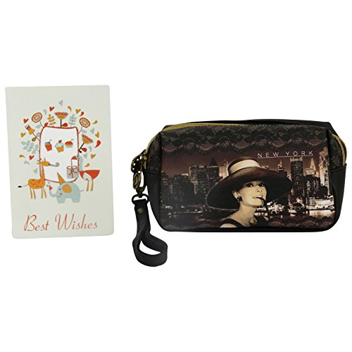 Audrey New York Pochette Maquillage Make-Up Beauty Vanity Trousse