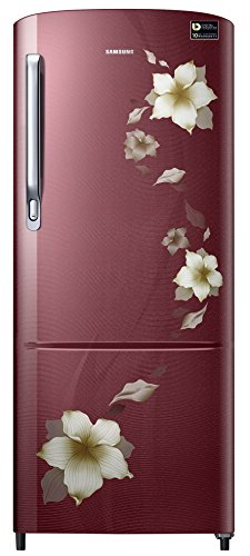 Samsung 192 L 3 Star Direct Cool Refrigerator (RR20M172ZR2/RR20M272ZR2 ,...