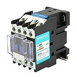 AC Teleruttore AC Contattore interruttore aria condizionatore industriale elettrico protezione perdite DIN Rail Mount 24 V DC