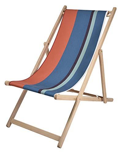 Chaise longue transat chilienne Orx - Artiga