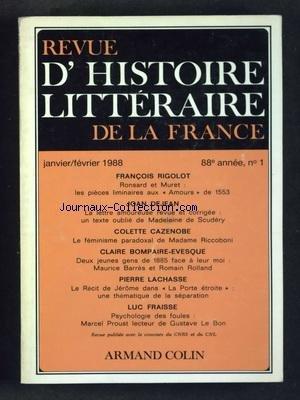 revue-dhistoire-litteraire-de-la-france-no-1-du-01-01-1988-rigolot-ronsard-et-muret-joan-dejean-made