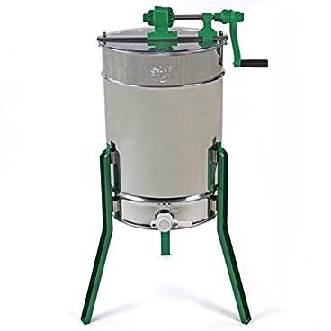 Easibee 6 frame Stainless Steel Radial Honey Extractor
