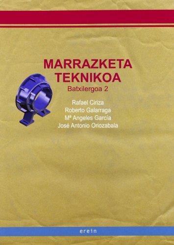 Marrazketa teknikoa Batxilergoa 2 - 9788497461214