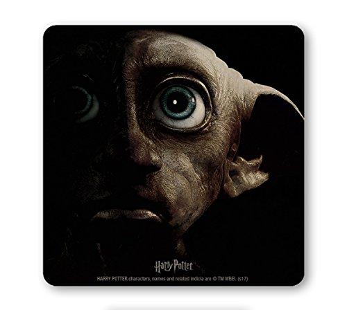 Film-Harry-Potter-Dobby-Portrait-Coaster-Drink-Mat-coloured-original-licensed-product-LOGOSHIRT