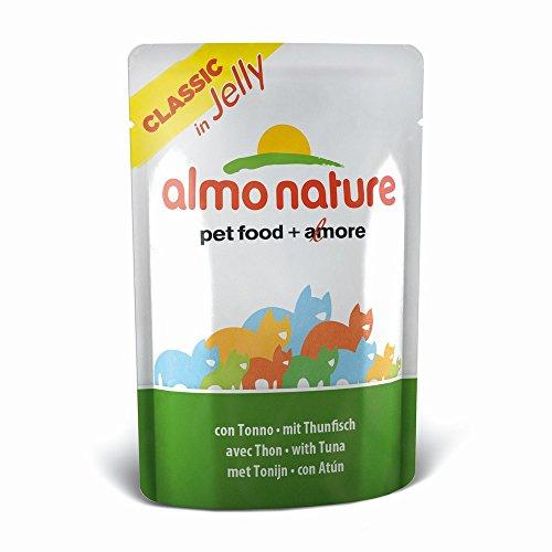 Almo Nature - Classic in Jelly con Tonno Bustina 55,00 gr