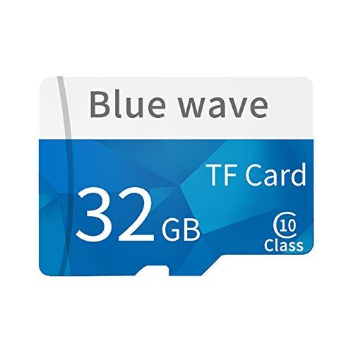 Daliuing Tarjeta Micro SD 32 GB 10 Clase 90MB / s