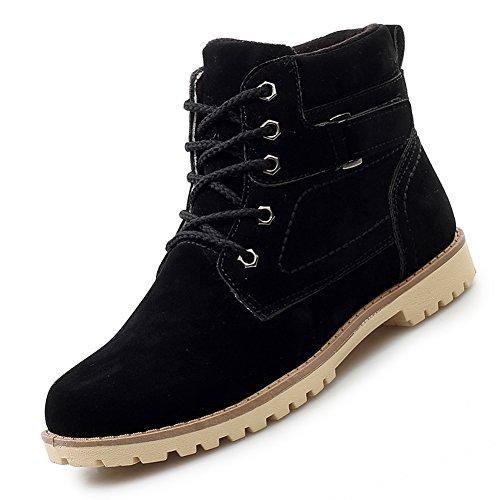 XiaoYouYu , Desert boots femme Noir