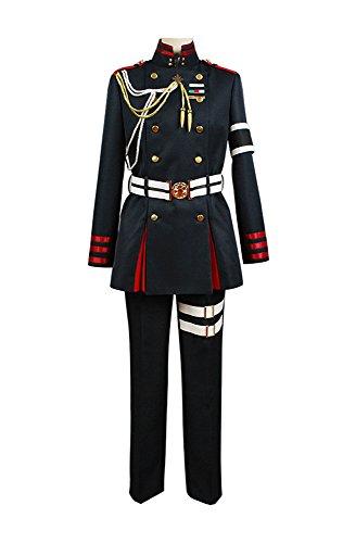 Seraph of The End Guren Ichinose Uniform Cosplay Kostüm Maßanfertigung