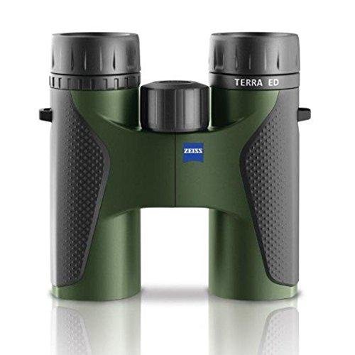 Zeiss Terra ED 10X32 Binocolo, Verde/Nero