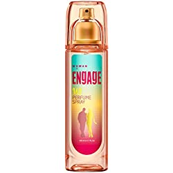 Engage W1 Perfume Spray for Women, 120ml