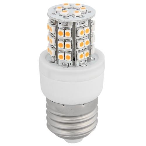 Ecloud Shop 48 LED E27 Warmweiß Strahler Licht Birne Lampe Leuchte
