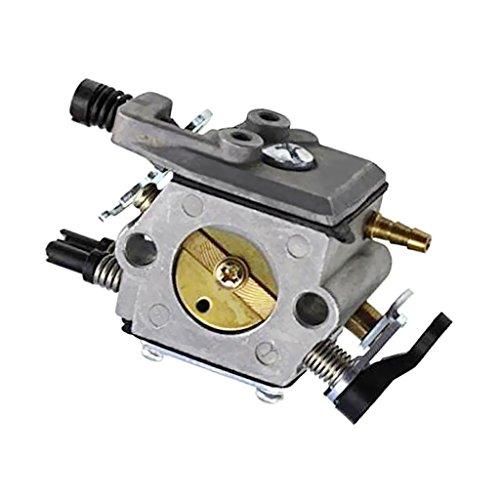 MagiDeal Carburatore Motosega Accessori per Husqvarna 51 55 503281504  Walbro Wt-170-1