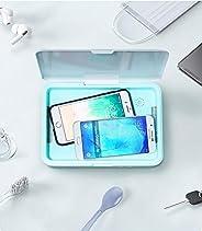 UV LED LARGE Sterilization Box W/Aromatherapy Function, Phone, Cosmetic Brush, Jewelry & Eye G