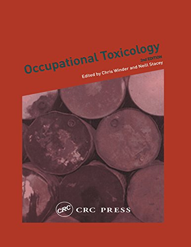 Occupational Toxicology por Neil Stacey epub