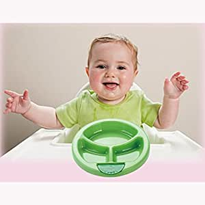 FWQPRA® Kids Bowl Suction Cup Kid Baby Heat Preservation Dishes Toddler Baby Learning Assist Food