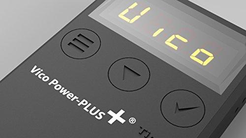 Vico-Power Plus - All-in-One Dashcam Netzteil mit Batteriewächter & Batterieentladungsschutz für Anschluss einer Autokamera an die Fahrzeugelektronik Boardnetz Ladekabel - Dashcam-netzteil