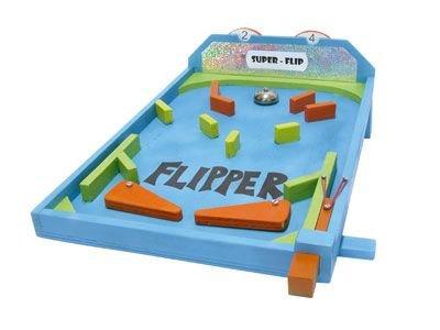 Flipper-Spiel, Bausatz zum Selberbauen K82657 Bausatz für Kinder und Jugendliche
