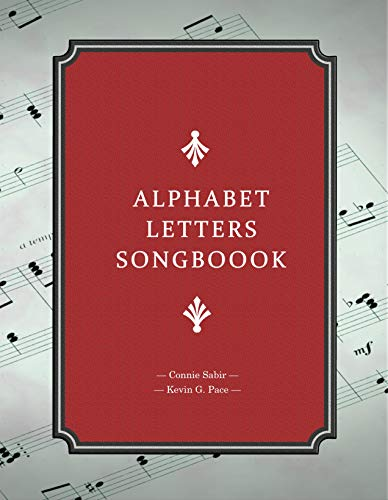Alphabet Letters Songbook (English Edition)