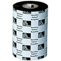 Zebra 2300 Wax 83mm x 300m printer ribbon - printer ribbons (110Xi4 140Xi4 170Xi4 220Xi4 ZM400 ZM600 105SL S4M GX420t GX430t GK420t TLP 2824 TLP..., Thermal transfer, Black, 300 m, 83 mm) - Confronta prezzi
