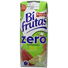 Bifrutas Zumo Leche, Sabor Ibiza - Paquete de 6 x 990 ml - Total: