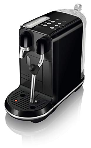 Nespresso by Sage SNE500BKS The Creatista Uno, Black Sesame Best Price and Cheapest